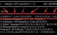 Kangle EP漏洞:多个EP主机可重复绑定域名,挂黑页的bug解析