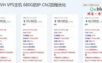 咖啡主机:法国OVH CN2回程优化VPS云服务器,在售产品详细配置和对比