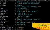 Linux VPS/服务器网络、IO读写、速度等测试脚本合集